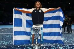 Stefanos Tsitsipas Dominic Thiem Atp Finals