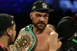 Tyson Fury Hits Back At Ufc Boss Dana White