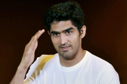 No Stopping Vijender Claims 12th Successive Professional Win