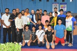 Wfi Announces 30 Member Squad For Asian U 15 Wrestling Championships