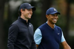 Rory Mcilroy Hails Incredible Tiger Woods After Matching Pga Record