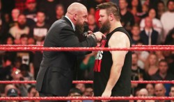 Rumour Wwe Want Triple H To Wrestle At Survivor Series