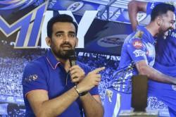 Ipl 2020 Zaheer Khan Reveals Logic Behind Mumbai Indians Release Retention Policy