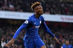 Premier League Arsenal 1 2 Chelsea Abraham Hits Winner To Stun Arteta S Side
