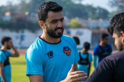 Isl Feature Ahmed Jahouh Dedicates First Goal To Goa Fans