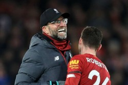 Andy Robertson Nobody Wants Liverpool Champions League Last 16 Draw