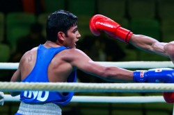 South Asian Games Ankit Kalaivani Lead India To Six Boxing Gold Medals