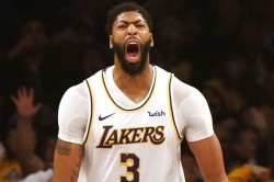 Anthony Davis La Lakers Luka Doncic Michael Jordan