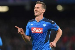 Champions League Match Report Napoli Genk