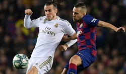 Barcelona 0 0 Real Madrid Gareth Bale Goal Disallowed In Tense Clasico