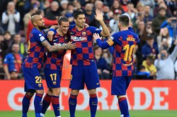 La Liga Review Barcelona End The Year On Top
