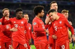 Bayern Munich 3 1 Tottenham Champions League Report Group B