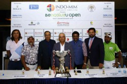 Bengaluru Open 2019 To Tee Off From Tuesday Star Golfers To Descend Kga Greens