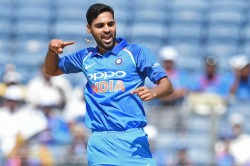 Bhuvneshwar Kumar Uncertain When He Will Make A Comeback After Diagnosis Of Sports Hernia