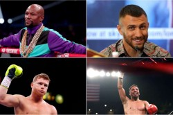 Mayweather Ward Lomachenko Boxings Pound For Pound Top 10 Of The Decade