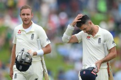 James Anderson Stuart Broad Not Certain Play Second Test England South Africa