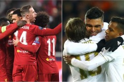 Champions League Knockout Stages Dominated Premier League Laliga Serie A Bundesliga Ligue