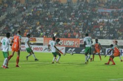 I League 2019 20 Resilient Neroca Deny Chennai City A Win At Home