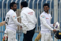 Pakistan Sri Lanka Frustrated By Weather First Test Rawalpindi