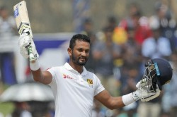 Pakistan Is 200 Per Cent Safe Dimuth Karunaratne Pakistan V Sri Lanka