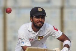 Dinesh Chandimal Gives Sri Lanka Edge Pakistan Second Test
