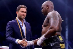 Dillian Whyte Reinstated Mandatory Challenger Eddie Hearn