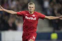 Rumour Has It Juventus Erling Haaland 3m Per Season