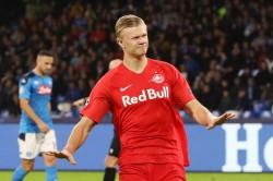 Dortmund Win Race To Sign Salzburg Talent Haaland