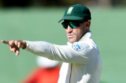 Faf Du Plessis Calls For Focus On Cricket Csa Off Field Problems England Test Series