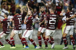 Flamengo Can Upset Liverpool Club World Cup Julio Cesar Bebeto
