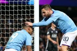 Manchester City Leicester City Premier League Champions Comeback Gabriel Jesus