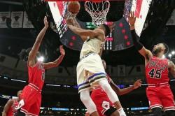 Giannis Antetokounmpo Milwaukee Bucks Nba Wizards Heat