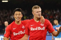 Champions League In Opta Numbers Erling Haaland Salzburg Liverpool