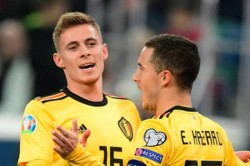 Belgium Crowned Fifa Team Of Year