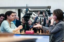 Koneru Humpy Crowned Women S World Rapid Chess Champion