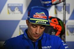 Motogp Rider Andrea Iannone Provisionally Suspended