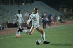 Hero I League 2019 20 Eslava Salvages A Point For Champions In Aizawl