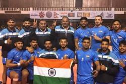 th South Asian Games Naveen Kumar Shines As Indian Kabaddi Team Wins Gold Medal
