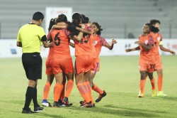 U 17 Women S Football Tournament India Beat Thailand To Set Up Final With Sweden