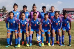 South Asian Games 2019 Indian Women Begin Title Defence With Dominating Win