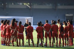 India Under 17 Girls Positive Ahead Of Must Win Match Against Thailand