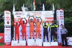 Gaurav Gill Wins Popular Rally For Fifth Time Chetan Shivram Takes Inrc 2019 Crown