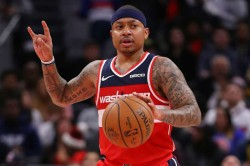 Isaiah Thomas Ejected Fan Confrontation Washington Wizard Philadelphia 76ers