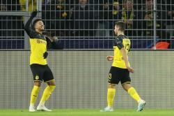 Borussia Dortmund Slavia Prague Champions League Match Report Jadon Sancho Julian Brandt