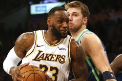 Nba Wrap Mavericks Lakers Winning Streak Clippers