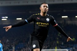 Gabriel Jesus Stars Man City Defeat Burnley Premier League