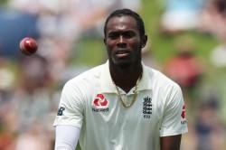 New Zealand Cricket Police Complaint Racist Abuse Jofra Archer