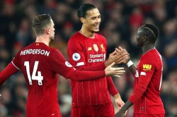Premier League Liverpool 1 0 Wolves Reds Round Off 2019 With A Win As Visitors Bemoan Var