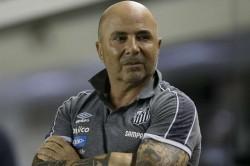 Jorge Sampaoli Leaves Santos