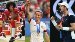 Decade In Review Kaepernick Rapinoe Murray The Most Influential Sportspeople Of Decade